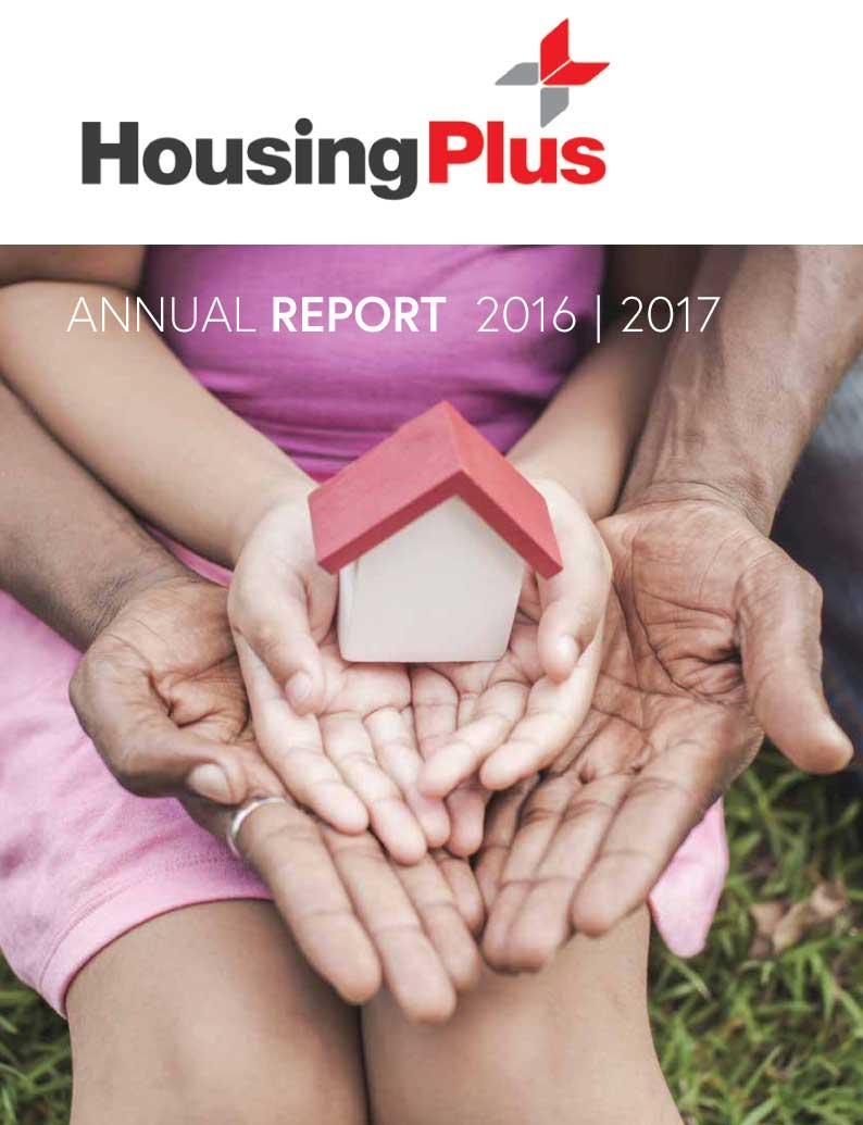 Housing Plus Annual Report 2016 - 2017