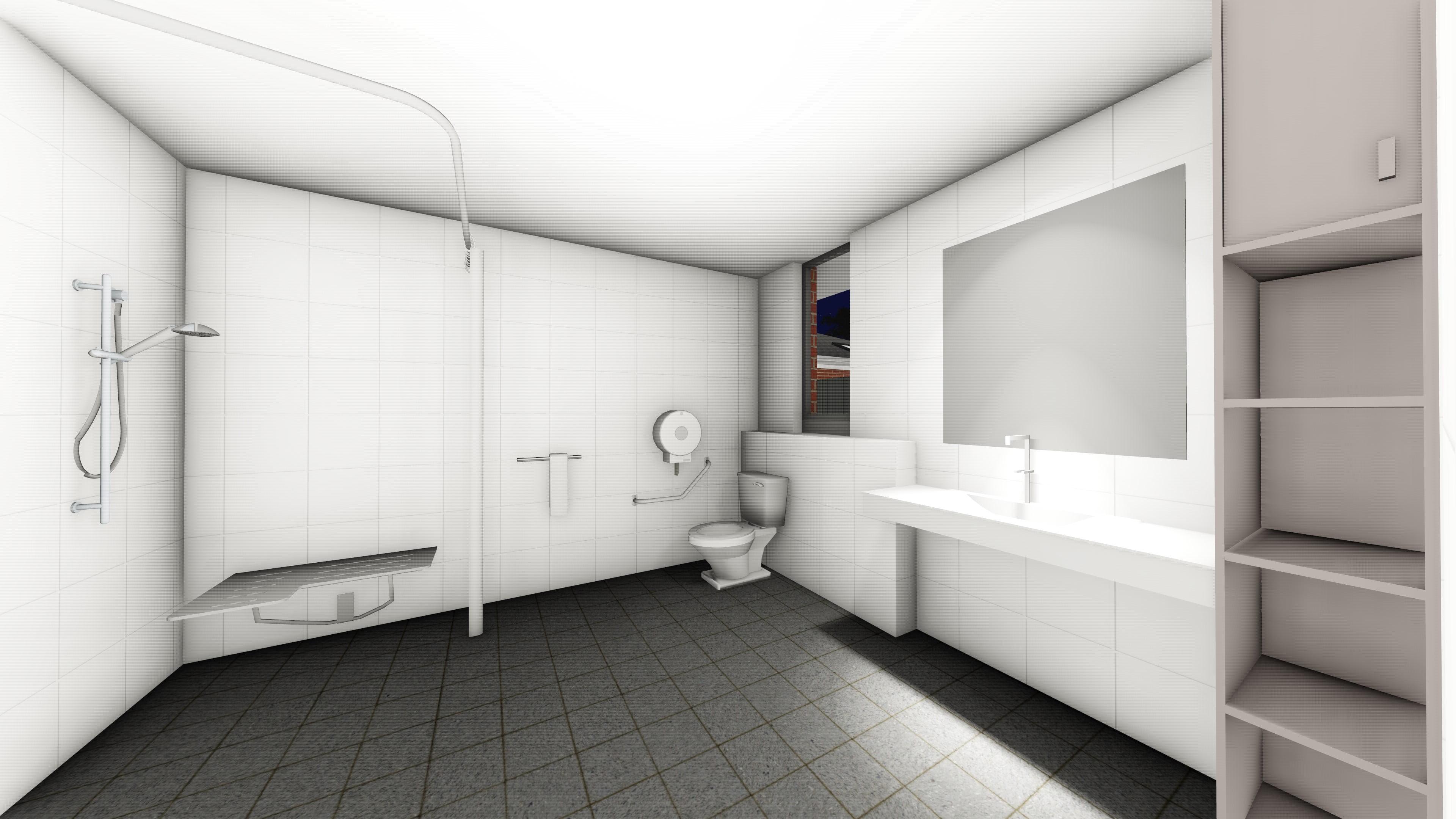 SDA Bathroom