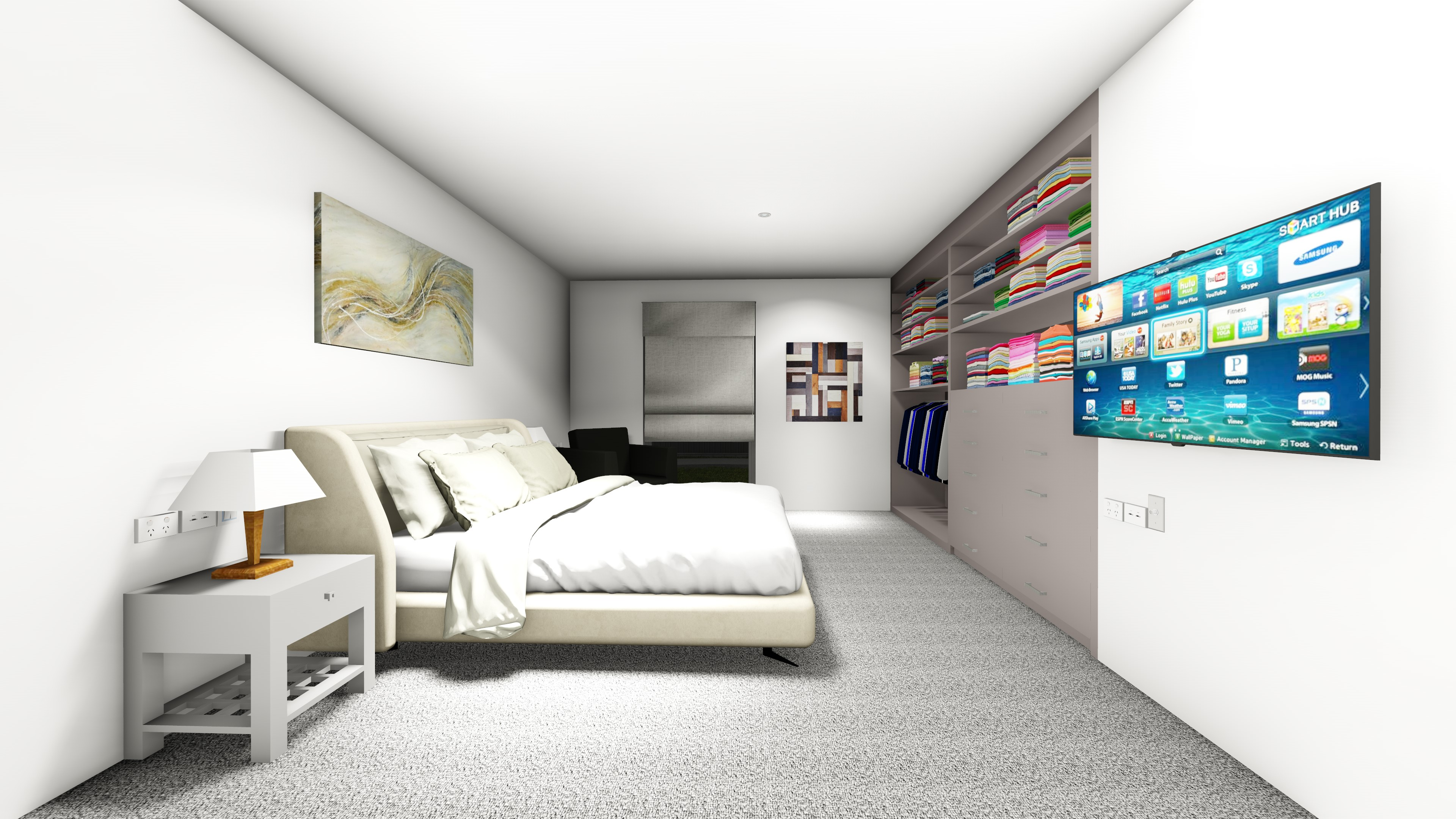 SDA Bedroom 1