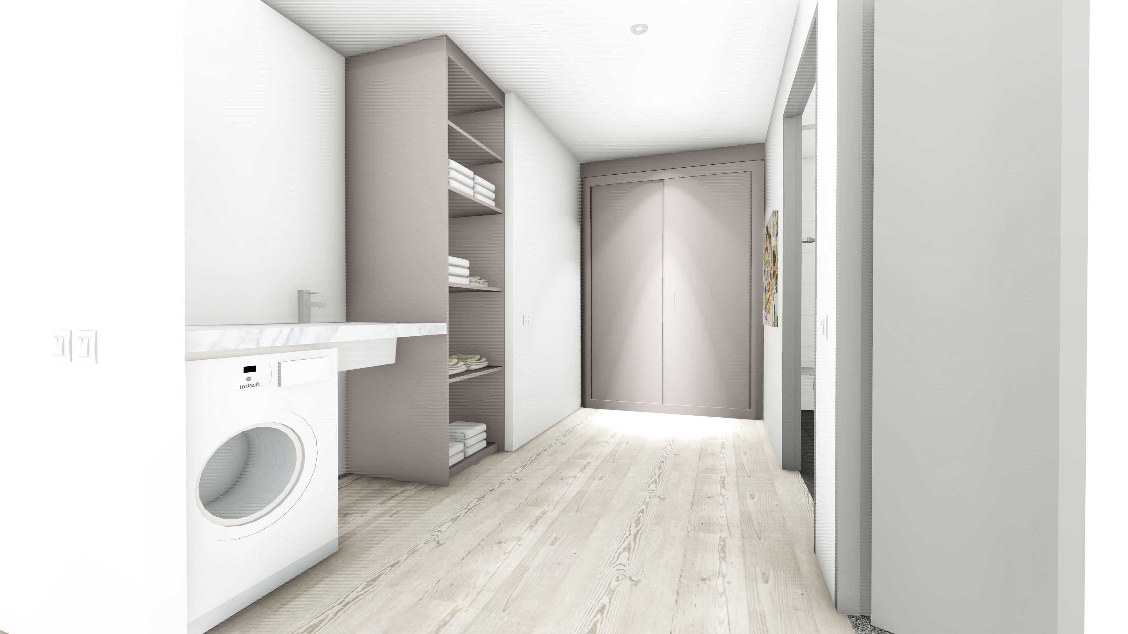 SDA Laundry Room