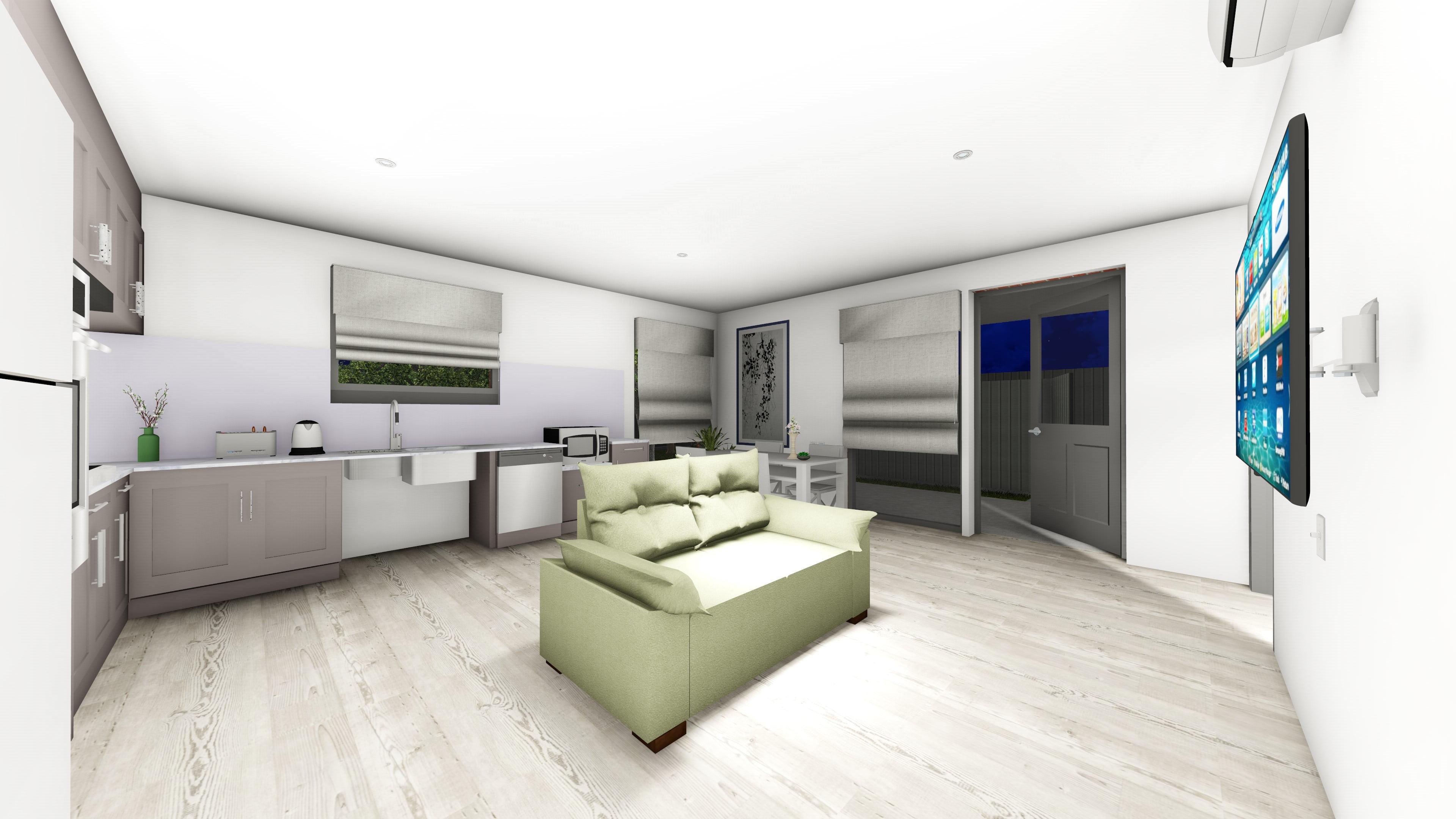 SDA Living Room